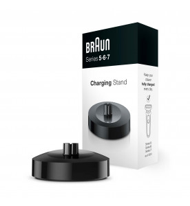 Braun Charging Stand for Series 5, 6 and 7 Electric Shaver