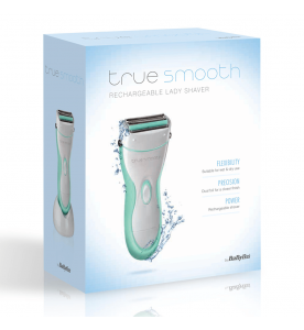 BaByliss True Smooth Wet & Dry Rechargeable Lady Shaver
