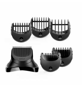Braun Series 3 Shave & Style Trimmer Head + 5 Comb Set