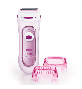 Braun Silk & Soft Battery Operated Body Shaver