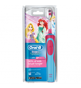 Oral-B Kids Disney Princess Rechargeable Toothbrush