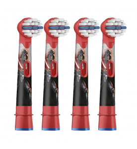 Oral-B Stages Power Kids Star Wars Brush Heads (Pack of 4)