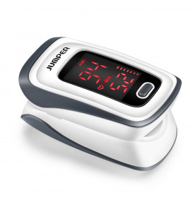 Jumper Medical JPD-500E LED Fingertip Pulse Oximeter for Oxygen Level & Pulse Rate