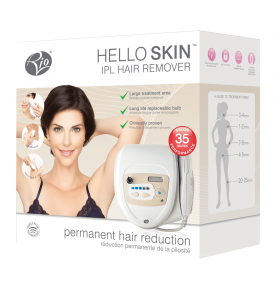 Rio Hello Skin IPL Hair Remover