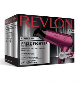 Revlon Perfect Heat Frizz Fighter Dryer