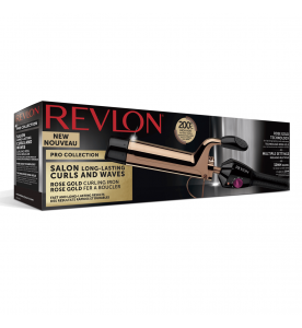 Revlon Pro Collection Rose Gold Curling Iron