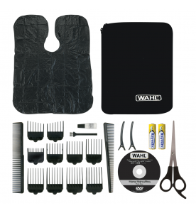 Wahl Deluxe Chrome Pro Clipper Kit (810)