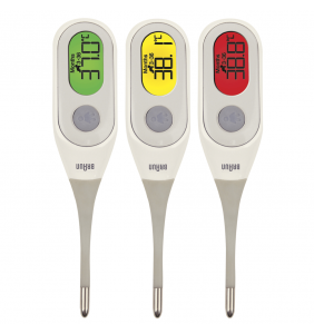 Braun Digital Thermometer with Age Precision