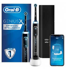 Oral-B Genius X Electric Toothbrush Black