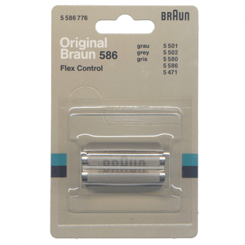 Braun Foil for F586 (Flex Control)
