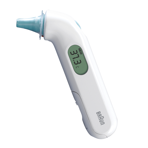 Braun ThermoScan 3 Series Ear Thermometer