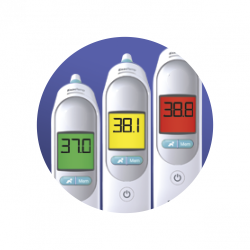 Braun IRT6515 ThermoScan 6 Infrared ear thermometer