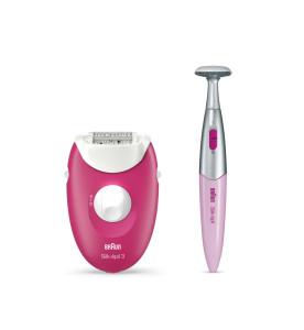 Braun Silk-épil 3-420, Epilator for Long-Lasting Hair Removal