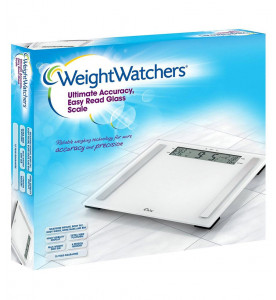 Weight Watchers 8937NU Digital Ultimate Accuracy Easy Read Glass Weighing Scales
