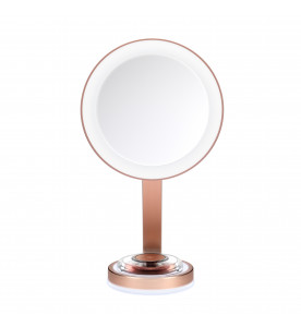 BaByliss - Rose Gold LED Beauty Mirror 9435U