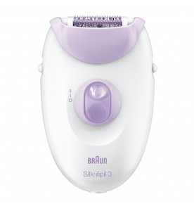 Braun Silk-épil 3 Soft Perfection Solo Epilator