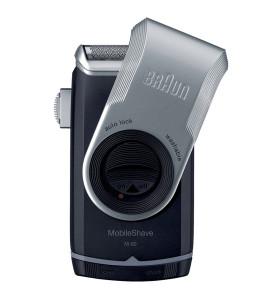 Braun Pocket Go Shaver Black SmartFoil