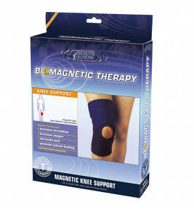 Health Solutions Biomagnetic Knee Support (L/XL)