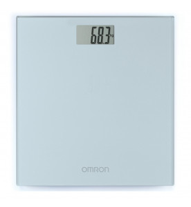 Omron Digital Scale HN289 (Silky Grey)