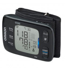Omron Wrist Blood Pressure Meter with NFC Tray (HEM-6310F-E)