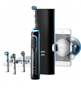 Oral-B Genius Pro 9000 Black Electric Rechargeable Toothbrush