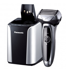 Panasonic Premium Shaver with Auto Clean