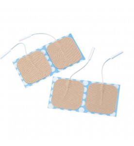 Tens Care Carbon Electrodes (Pack of 4 Pads)