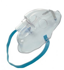 Replacement Large Mask for UN-014 Compressor Nebuliser