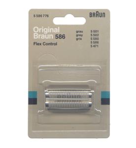 Braun Foil for F586 (Flex Control)