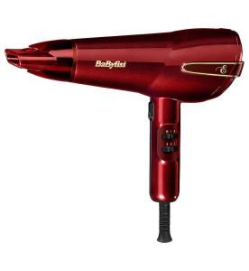 Babyliss 5560PU Lightweight Elegance Smooth Finish Ionic Hair Dryer 2100W