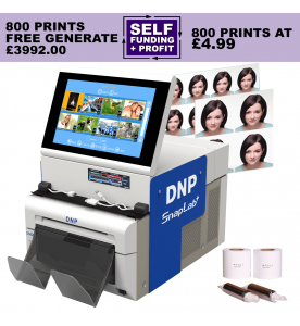 DNP SnapLab DS620 Printer