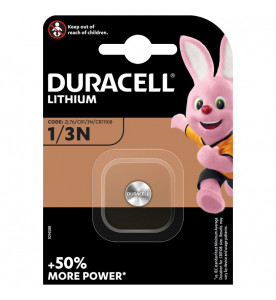 Duracell Lithium Photo DL1/3N Battery (Card of 1)