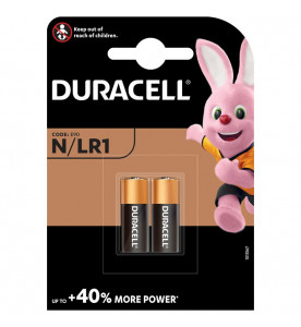 Duracell Size N Batteries (Card of 2)
