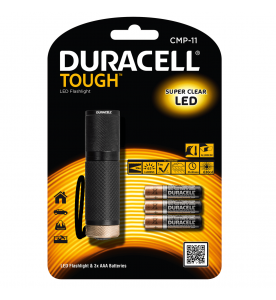 Duracell Tough 70 Lumens 1W Torch