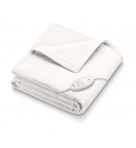 Beurer Heated Overblanket HD 75 Cosy White