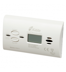 Kidde 10 Year Carbon Monoxide Alarm Digital