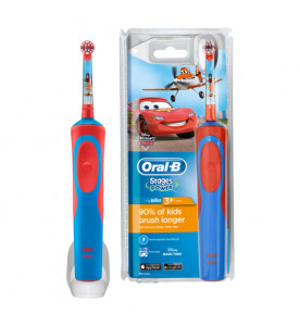 Oral-B Stages Kids Electric Toothbrush Featuring Cars Characters
