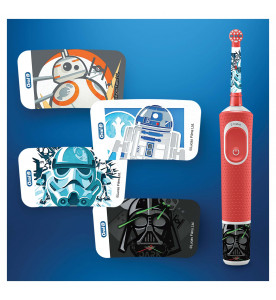 Oral-B Stages Kids Disney Star Wars Electric Toothbrush
