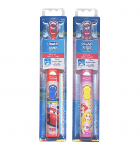 Oral-B Stages Kids Battery Toothbrush Cars/Princess