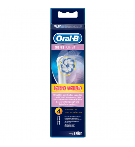 Oral-B Sensi Ultrathin Brush Heads (Pack of 4)