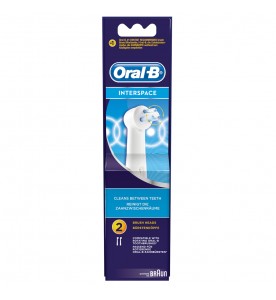Oral-B Interspace Brush Heads (Pack of 2)