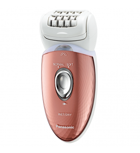 Panasonic Wet & Dry 6-in-1 Epilator