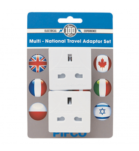 Multi Adaptor UK ES0060 USA to Europe (PIF2052)