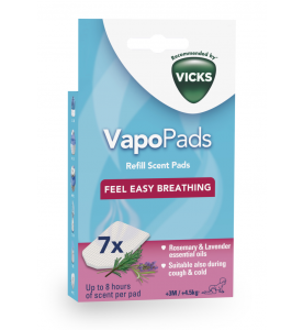Vicks VapoPads Rosemary & Lavender Scent