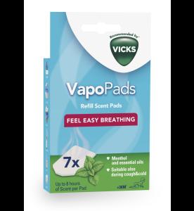 Vicks Menthol Comforting VapoPads