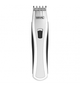 Wahl Lithium Stubble White Rechargeable Trimmer